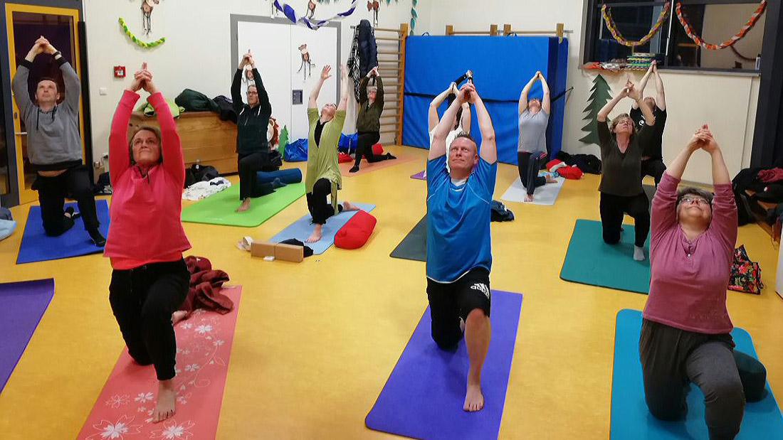 Weiteres Yoga-Angebot