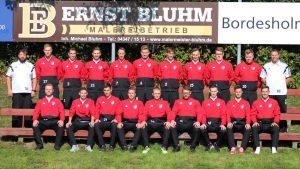 TSV Flintbek - Fußball - Liga - 2018