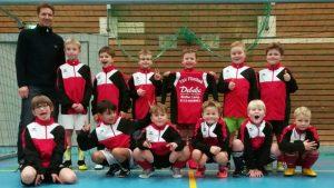 TSV Flintbek - Fußball - U8 - Neue Trainingsjacken 2019