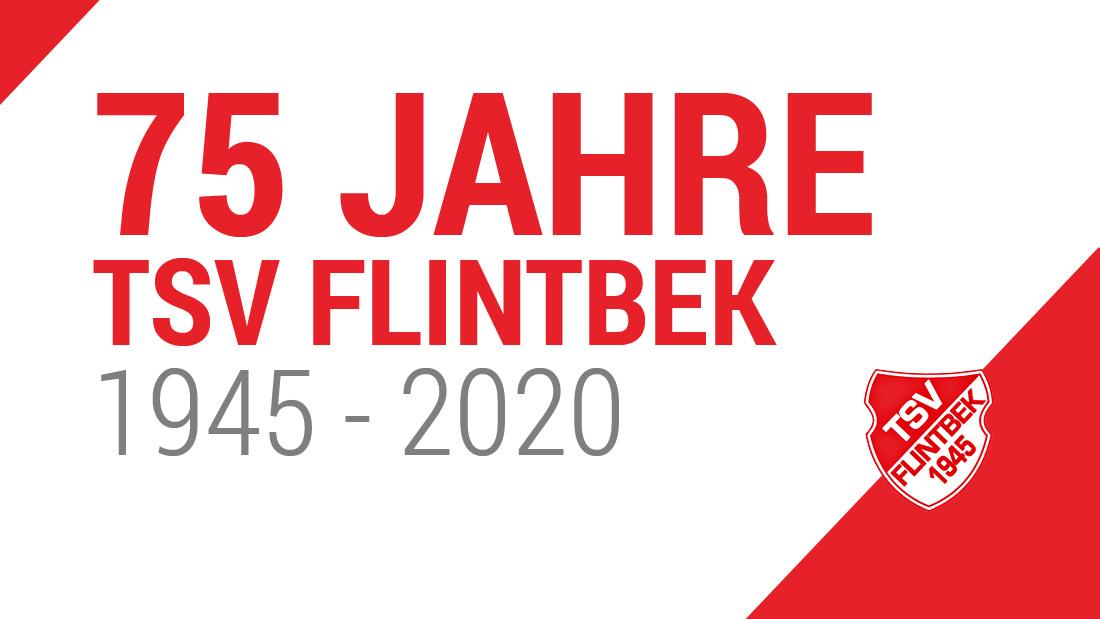 Mitmachen und gewinnen: TSV Flintbek sucht Jubiläumslogo