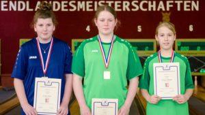 Landesmeisterschaften U14 weiblich