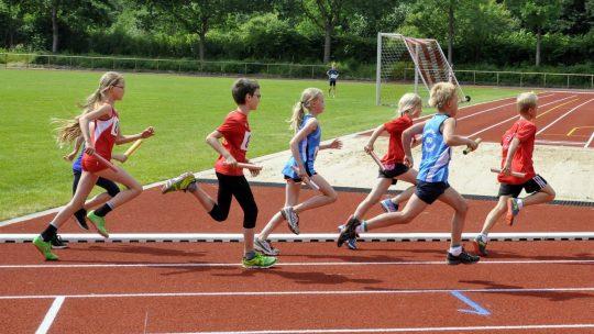 Leichtathletik-Kreismeisterschaften in Flintbek