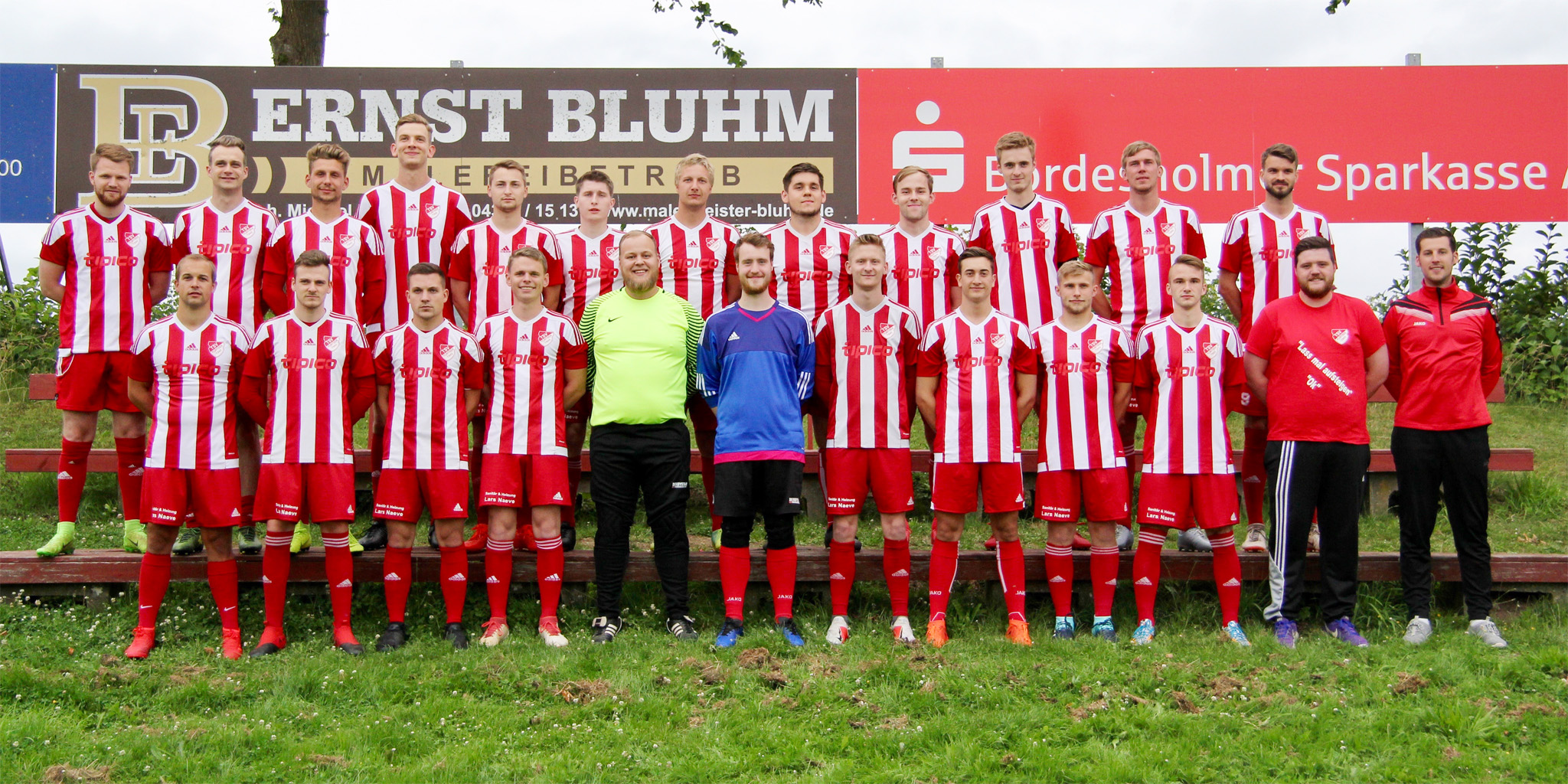 TSV Flintbek - Fussball - 2. Herren 2019/20