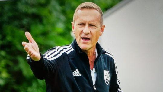 Wolfgang Szellas, Trainer TSV Flintbek