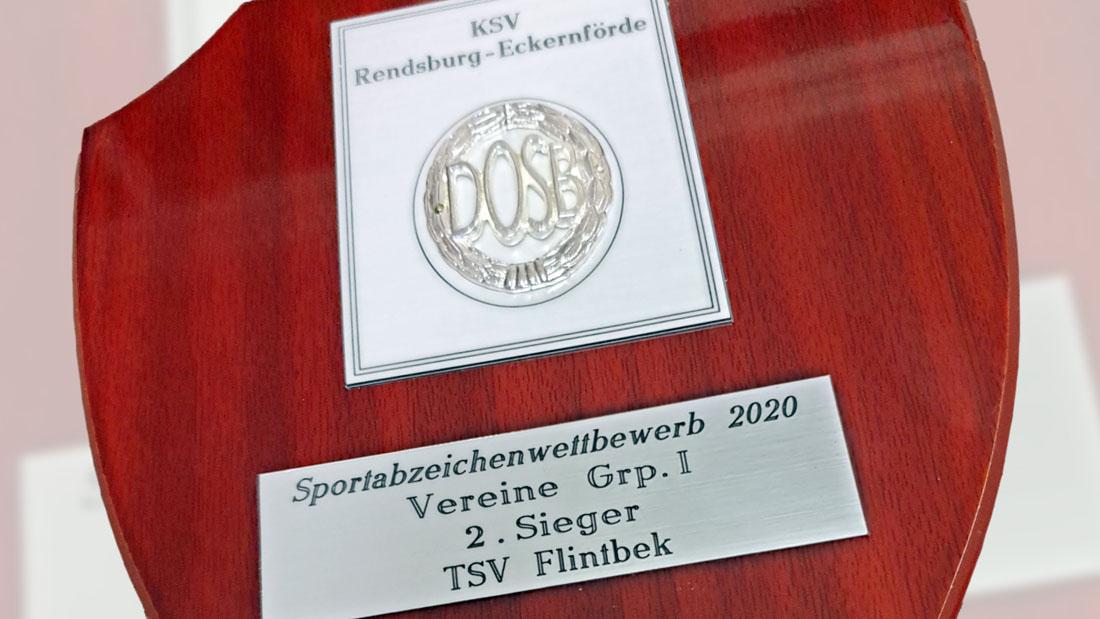 Sportabzeichen-Wettbewerb 2020 des Kreissportverbandes Rendsburg-Eckernförde