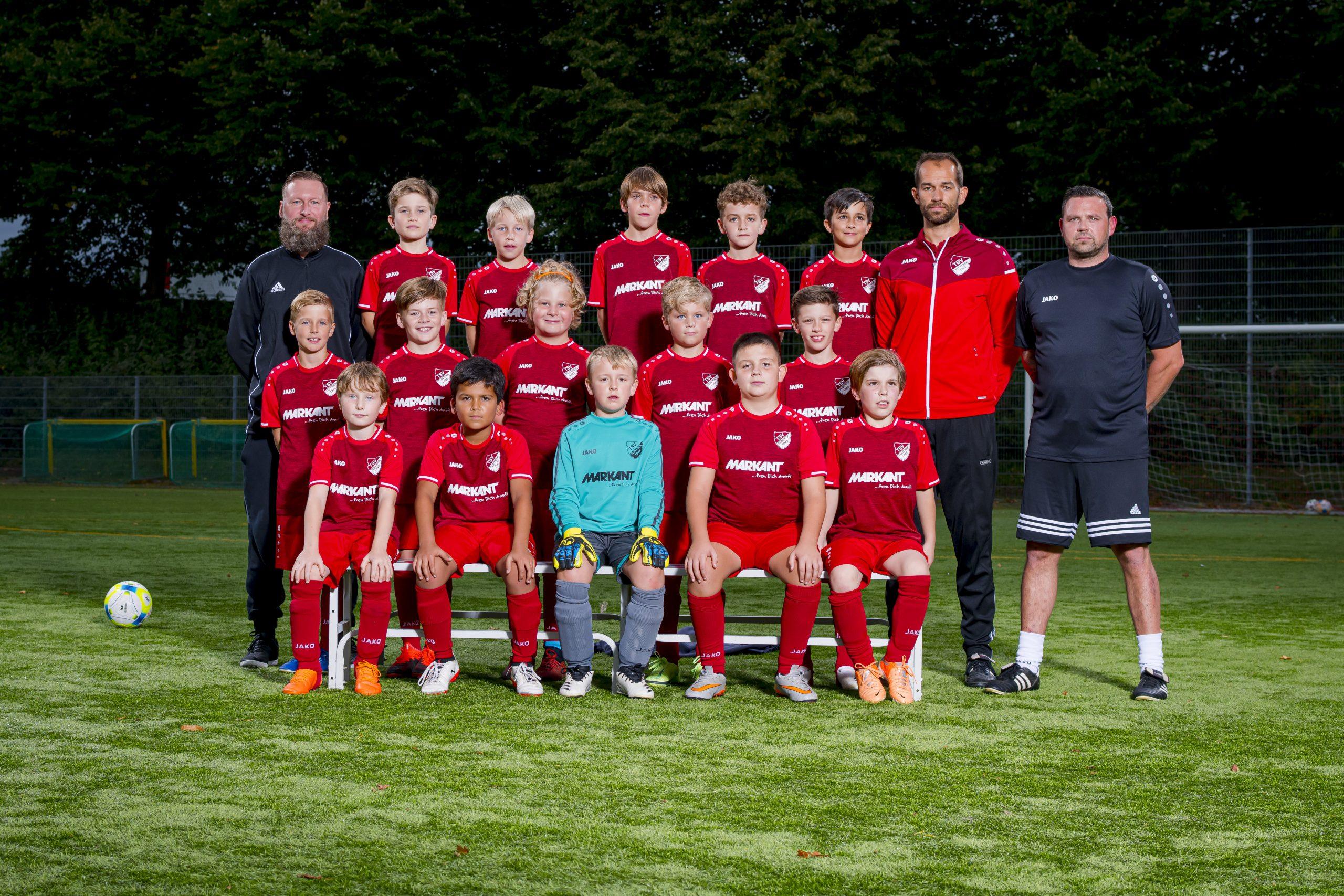 TSV Flintbek U10 E3 (Saison 21/22)