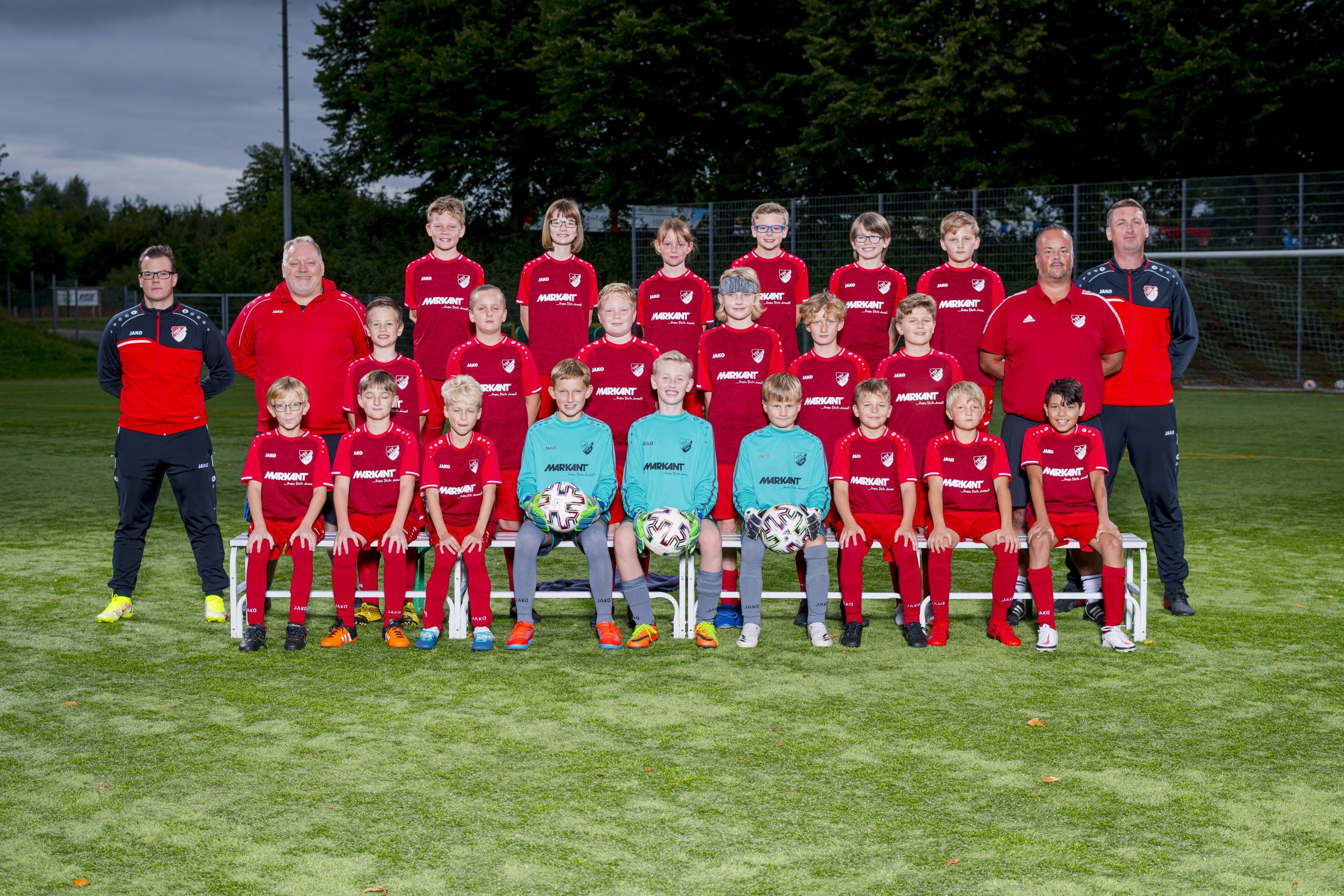 TSV Flintbek U11 E1 E2 (Saison 21/22)