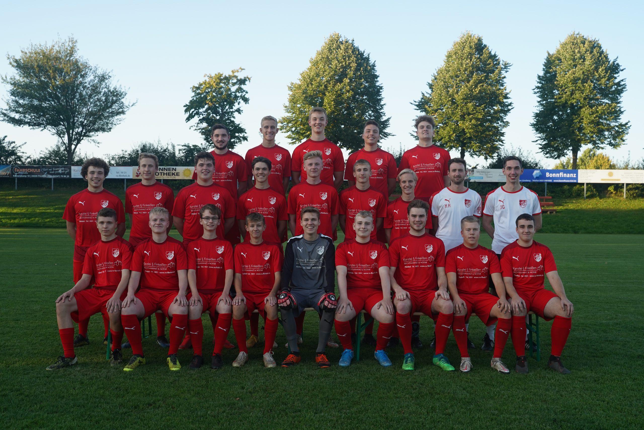 A1-Jugend TSV Flintbek 21/22